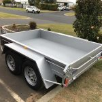 Custom Box Trailer 3T(1)