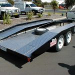 Custom Car Trailer(3)