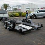 Custom Car Trailer(4)