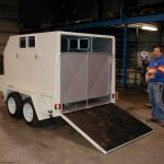 Custom Cattle Trailer(2)