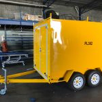 Custom Enclosed Trailer(2)