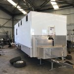Custom Food Van Trailer(1)