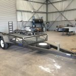 Custom Machinery Trailer(4)