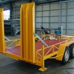 Custom Machinery Trailer(5)