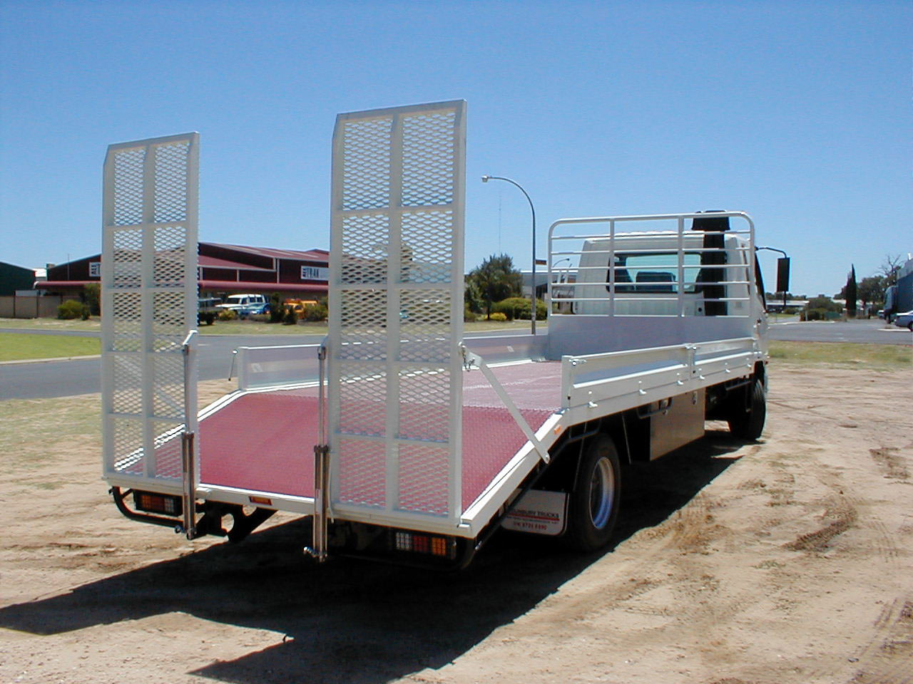 Mitsubishi Dual Cab Truck Dachtrger Front Runner Slimline