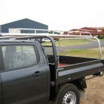 Alloy Canopy Frame and Roof Rack
