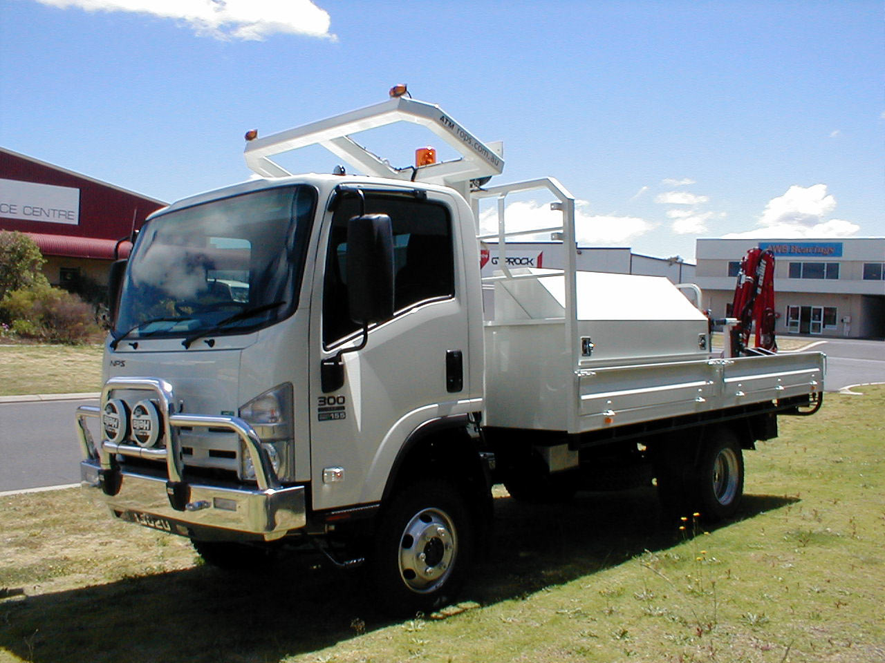 Isuzu 4x4 Trucks Pictures
