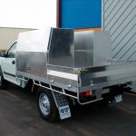Alloy Heavy Duty Tray and Toolboxes