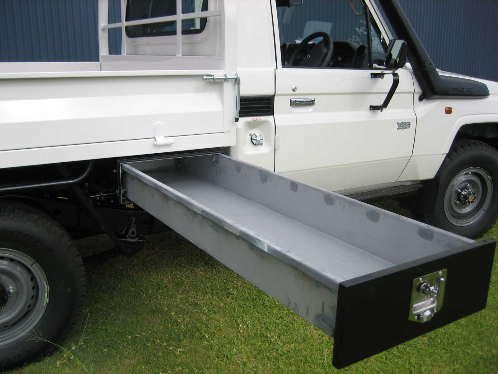 Ute Tray Accessories Gt Fabrication