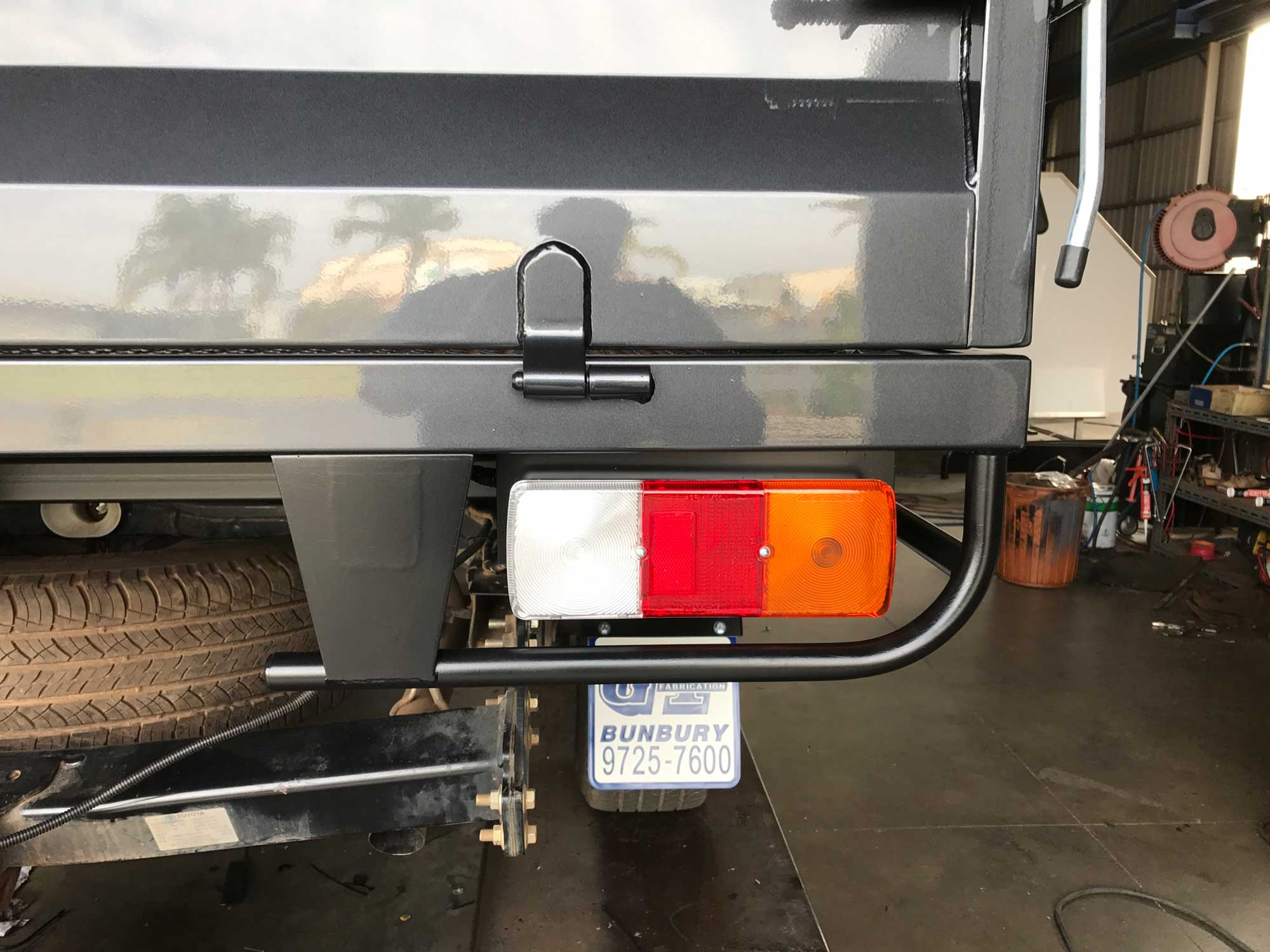 Ute Tray Accessories - GT Fabrication
