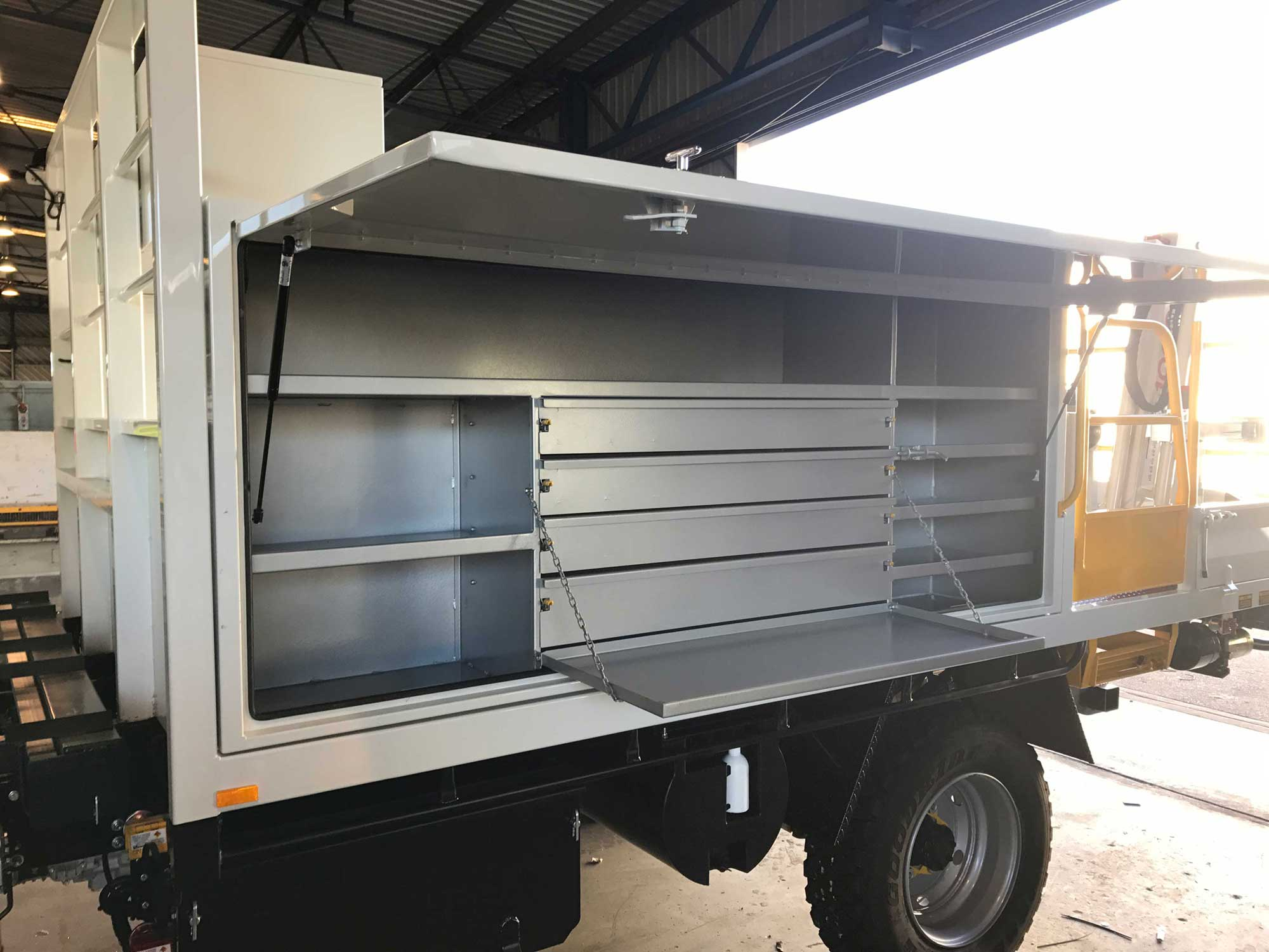 Truck Tray Accessories Gt Fabrication